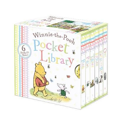 Winnie-The-Pooh Pocket Library by