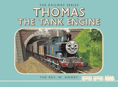 Thomas the Tank Engine the Railway Series by Rev. Wilbert Vere Awdry