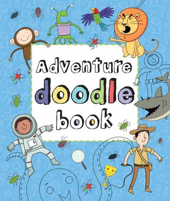 Adventure Doodle Book by