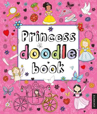 Princess Doodle Book by