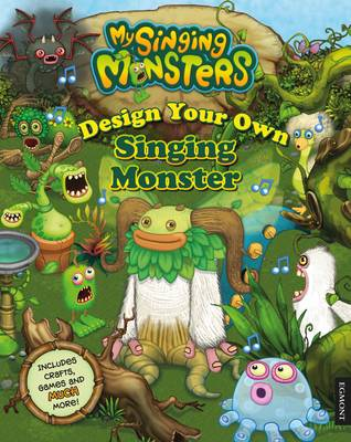 My Singing Monsters Design Your Own Monster by