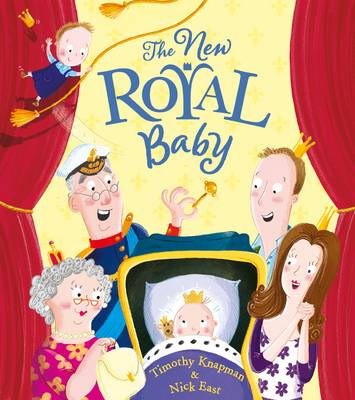 The New Royal Baby by Timothy Knapman