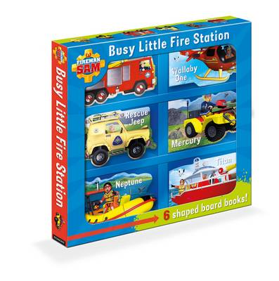 Fireman Sam: Busy Little Fire Station by Egmont Publishing UK