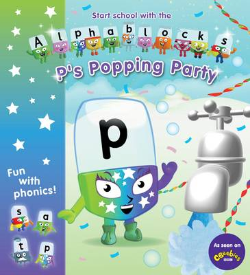 Alphablocks P's Popping Party by