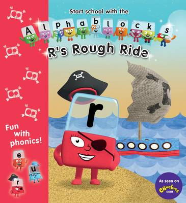 Alphablocks R's Rough Ride by