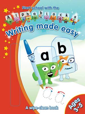 Alphablocks Writing Made Easy by