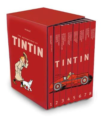 The Complete Adventures of Tintin by Herge