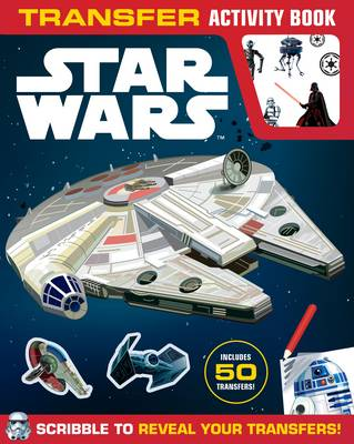 Star Wars Transfer Activity Book by Lucasfilm Ltd