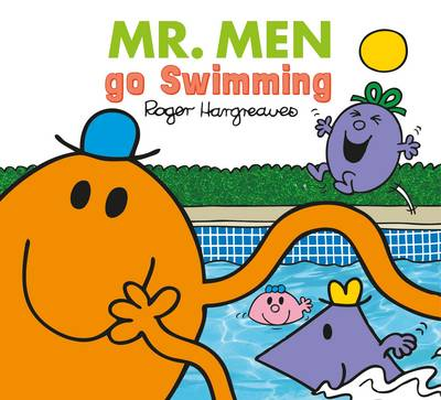 Mr Men Go Swimming by