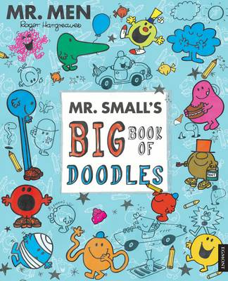 Mr Men: Mr. Small's Big Book of Doodles by