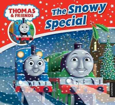 Thomas & Friends: The Snowy Special by