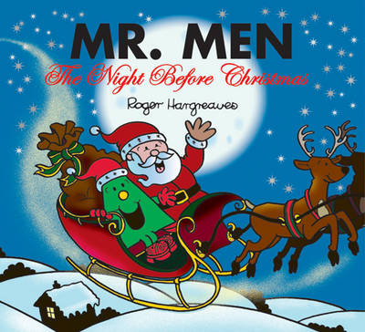 Mr. Men the Night Before Christmas by Roger Hargreaves