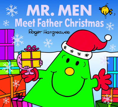 Mr. Men Meet Father Christmas by Roger Hargreaves