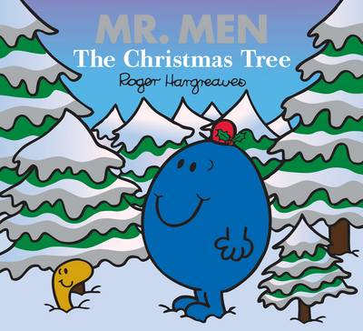 Mr. Men the Christmas Tree by Roger Hargreaves