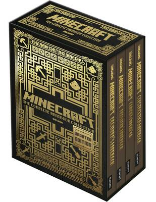 Minecraft: The Complete Handbook Collection by Mojang AB
