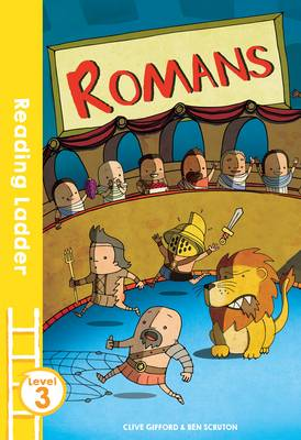 Romans by Clive Gifford