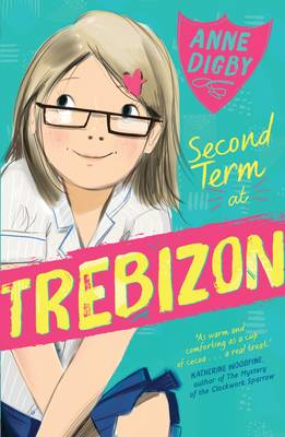 Second Term at Trebizon by Anne Digby