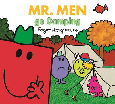 Mr. Men Go Camping by