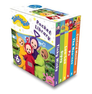 Teletubbies: Pocket Library by