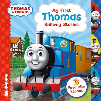 Thomas & Friends: My First Thomas Railway Stories by