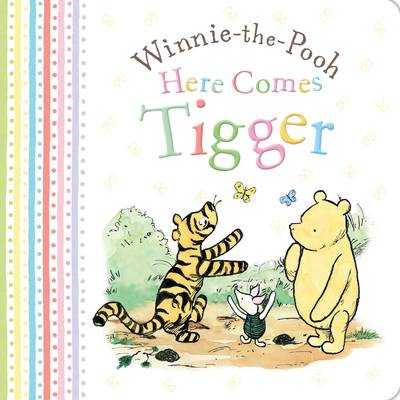 Winnie-the-Pooh Here Comes Tigger! by