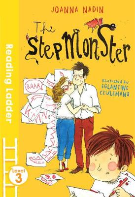 The Stepmonster by Joanna Nadin