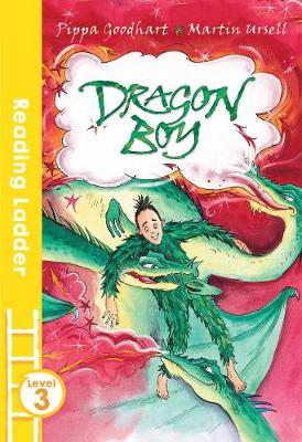 Dragon Boy by Pippa Goodhart