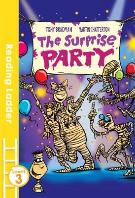 The Surprise Party by Martin Chatterton, Tony Bradman