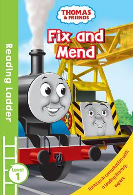 Thomas and Friends: Fix and Mend by Rev. Wilbert Vere Awdry