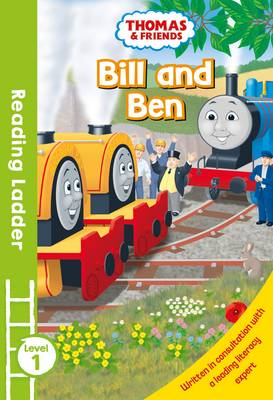 Reading Ladder Thomas and Friends: Bill and Ben by