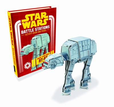 Star Wars: Battle Stations Activity Book and Model by Lucasfilm Ltd, Egmont Publishing UK