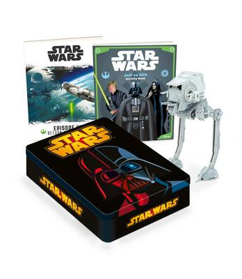 Star Wars: Return of the Jedi Tin by Lucasfilm Ltd, Egmont Publishing UK