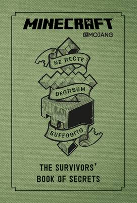 Minecraft: The Survivors' Book of Secrets by