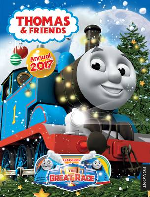Thomas & Friends Annual 2017 by Egmont UK Ltd