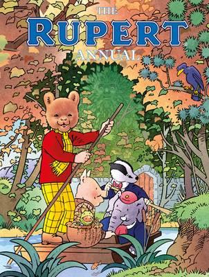 The Rupert Annual 2017 by Egmont UK Ltd