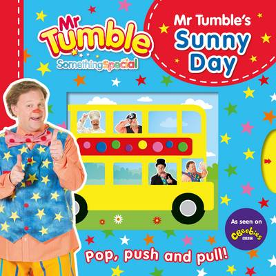Something Special: Mr Tumble's Sunny Day. Pop, Push and Pull by