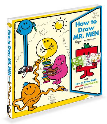How to Draw Mr. Men by
