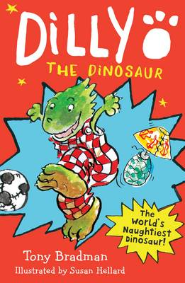 Dilly the Dinosaur by Tony Bradman