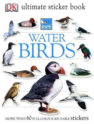 RSPB Water Birds Ultimate Sticker Book by