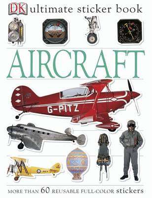 Aircraft Ultimate Sticker Book by