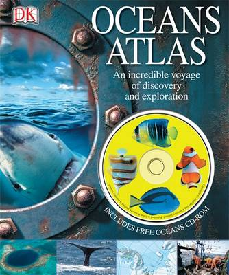 Oceans Atlas by John Woodward