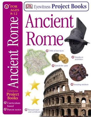 Ancient Rome by Dorling Kindersley