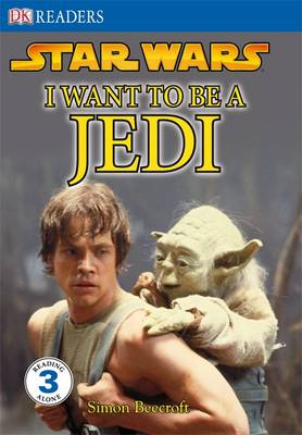 Star Wars I Want to be a Jedi by