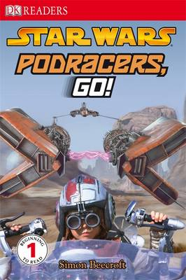 Star Wars Podracers Go! by Camilla Hallinan, Simon Beecroft
