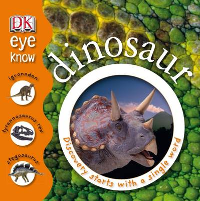 Eye Know Dinosaur Discovery Starts with a Single Word by