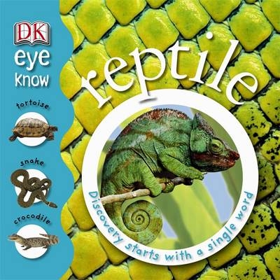 Reptile Discovery Starts with a Single Word by