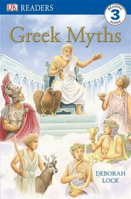 Greek Myths by Kate Hayden