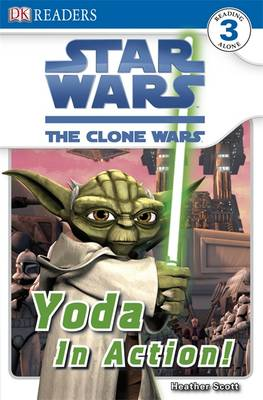 Star Wars Clone Wars Yoda in Action! by