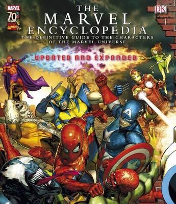 Marvel Encyclopedia by