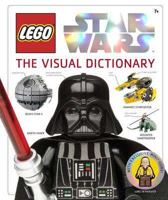 LEGO Star Wars the Visual Dictionary by